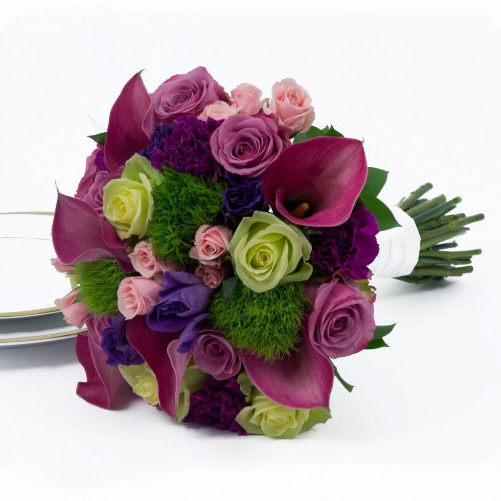 $5k Wedding Wednesday-Frugal Flowers from Sam's Club!