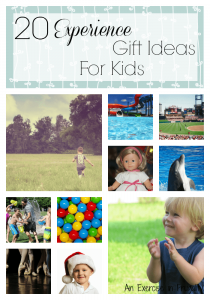 "20 ""Experience"" Gift Ideas for Kids"
