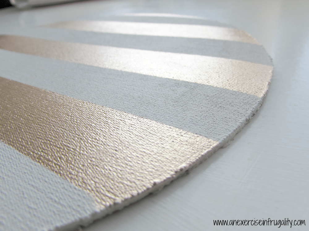 Gold Stripe Mousepad 7