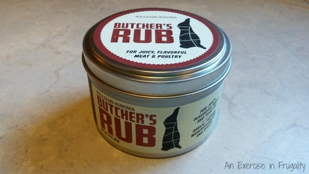 William's Sonoma Butcher's Rub