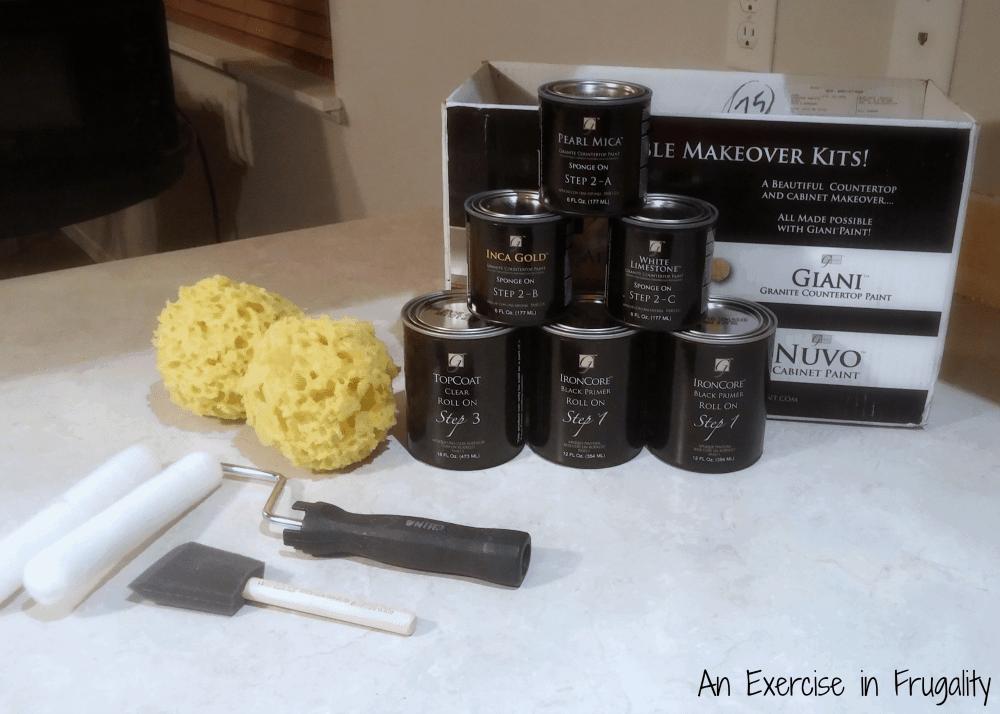 Giani Granite Counter Paint