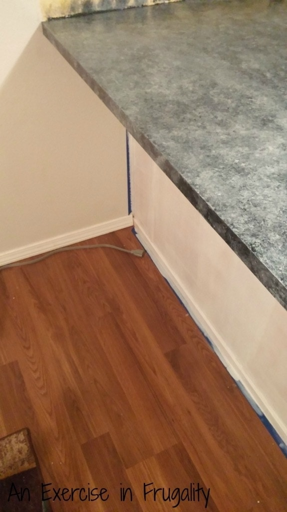 Giani Granite Countertop finished