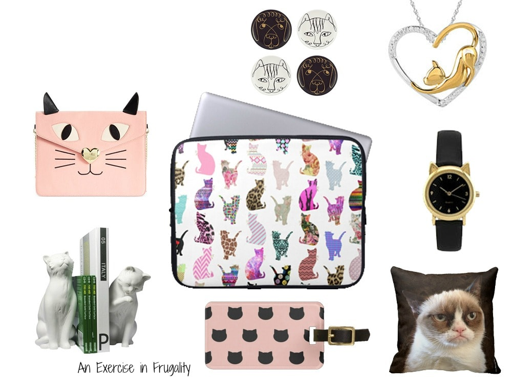 Gift Ideas For Cat Lovers An Exercise In Frugality