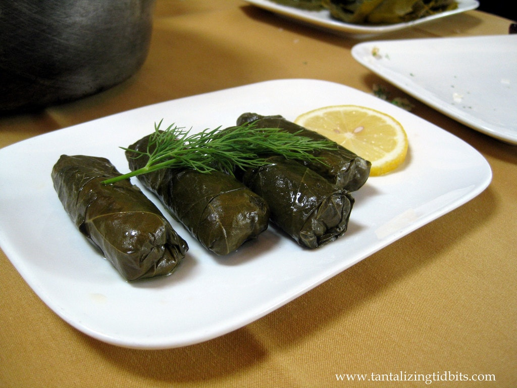 Greek-Dolmas