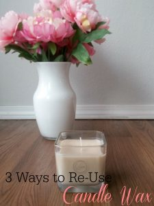 3 Ways to Re-Use Old Candles