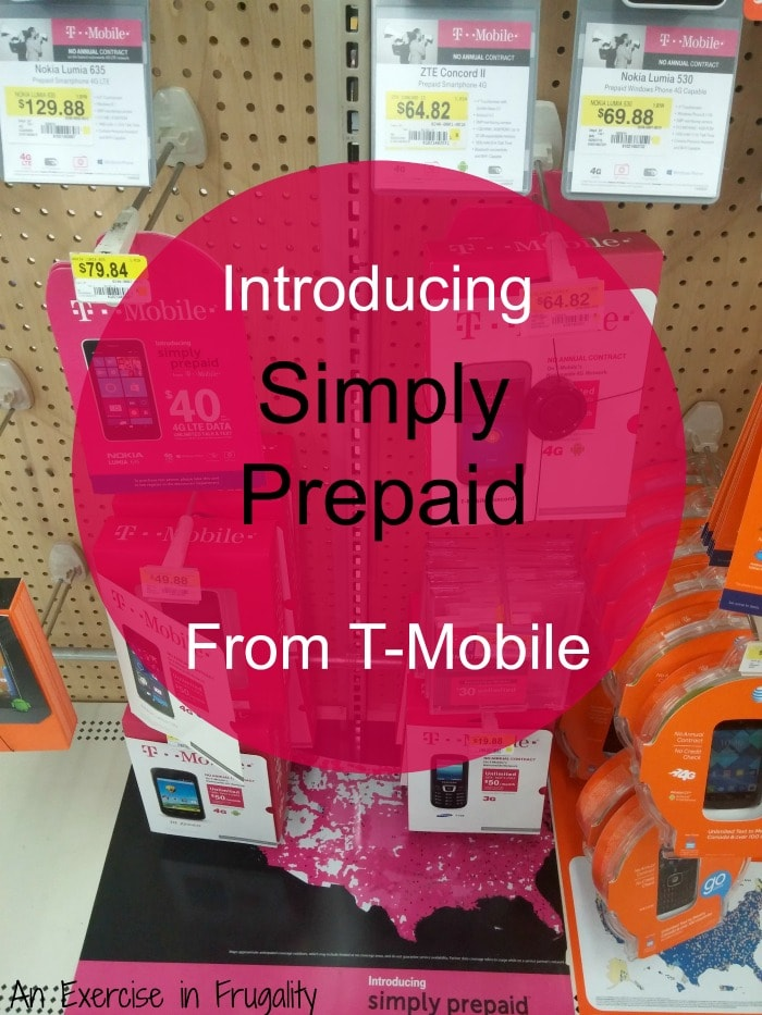Introducing Simply Prepaid from T-Mobile