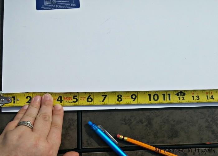 blog post idea board measuring