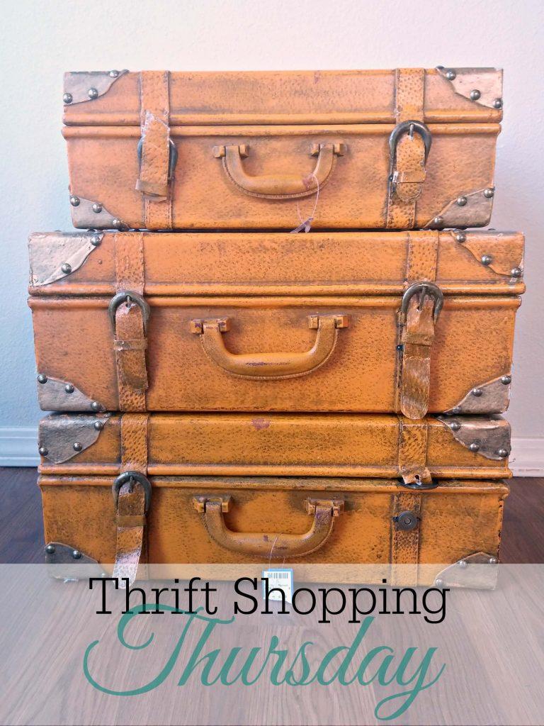 thrift shopping thursday