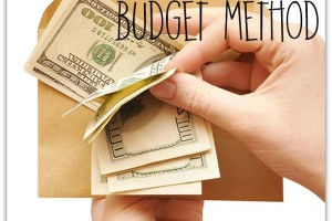 why I don't use the envelope budget method