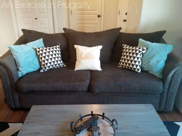 How To Fix Saggy Couch Cushions An Exercise In Frugality