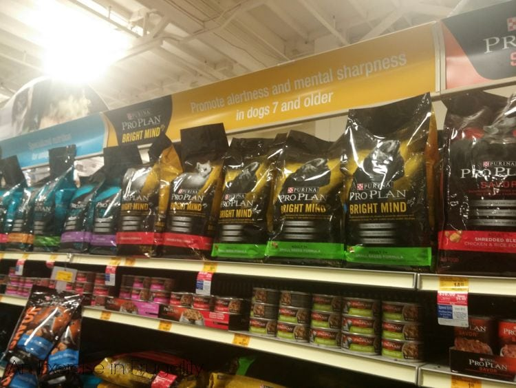 Purina Pro Plan Bright Mind PetSmart
