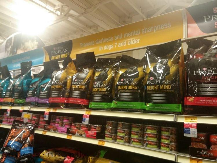 Purina Pro Plan Bright Mind PetSmart