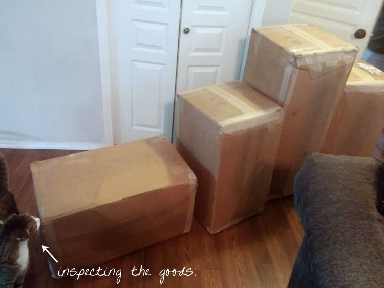 Spindle Mattress Boxes