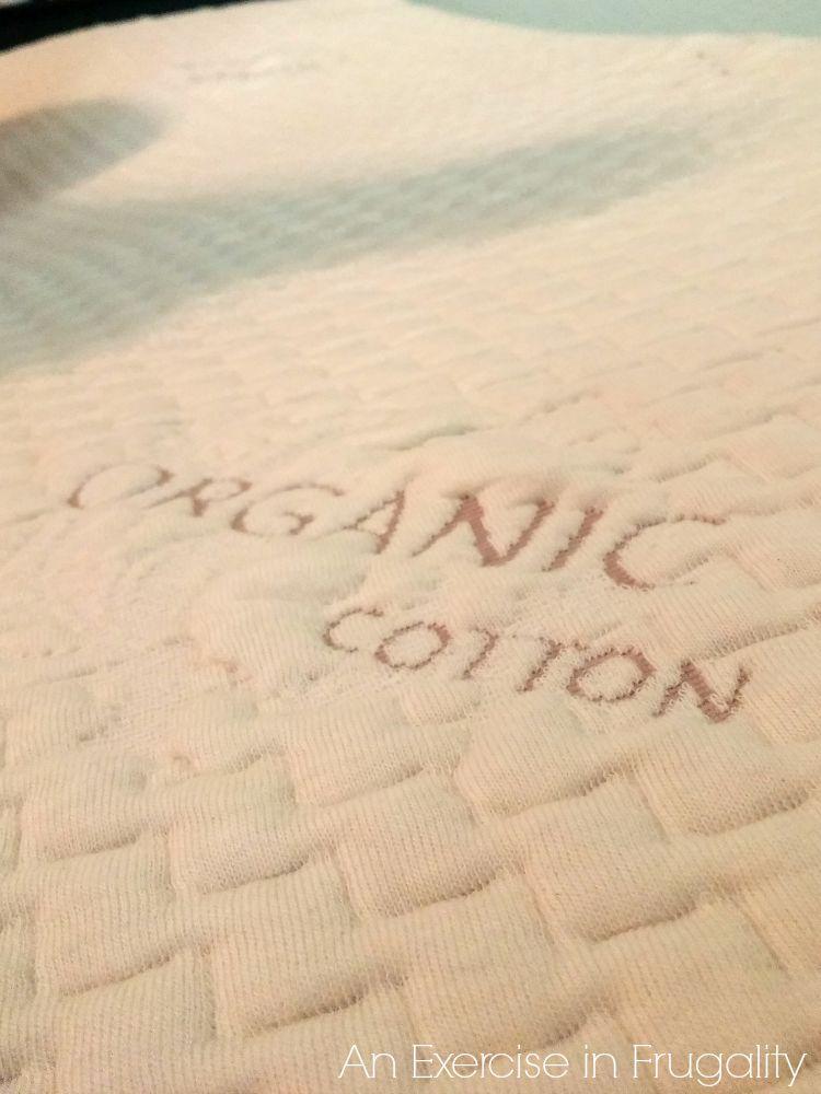 organic cotton natural latex mattress