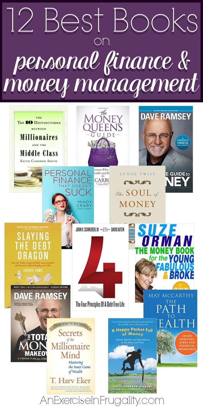 personal finance budget money management books
