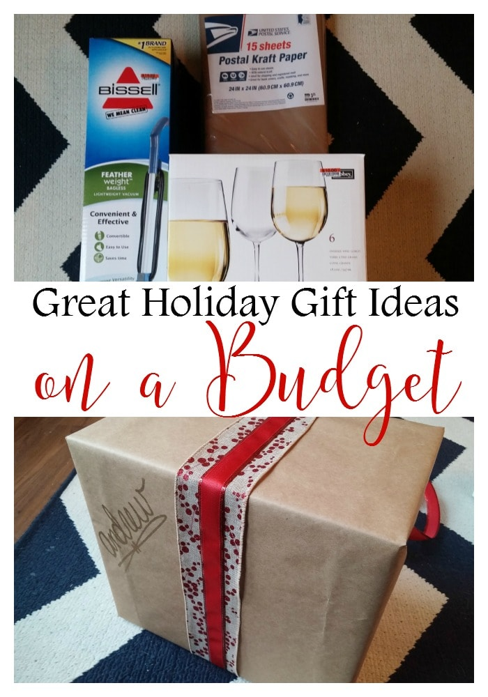 Holiday Gift Ideas on a Budget