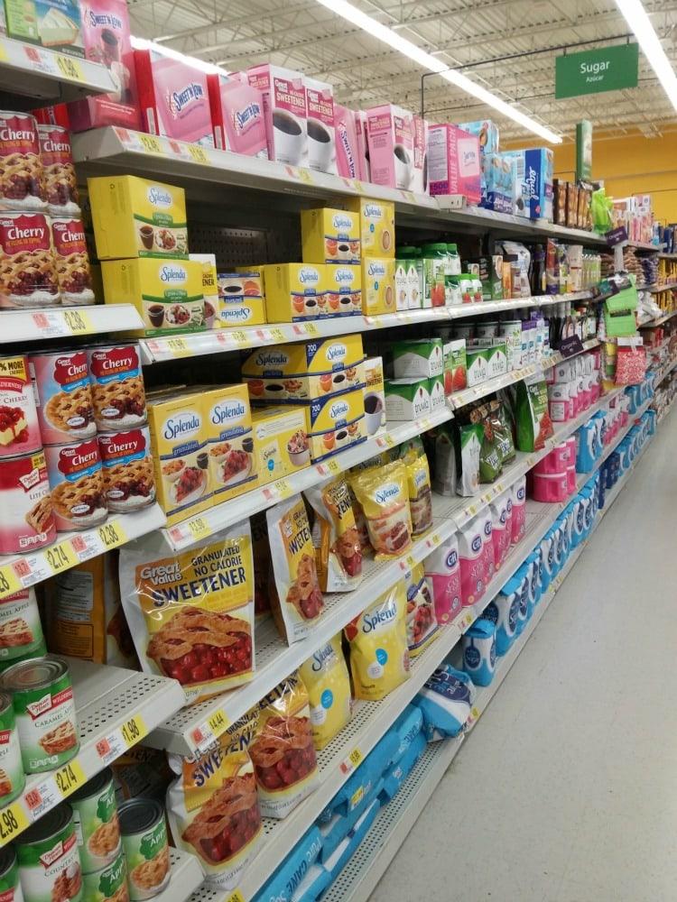 Splenda Walmart Baking