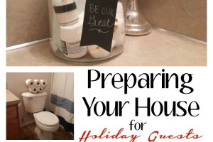 Prepare Your House for Holiday Guests