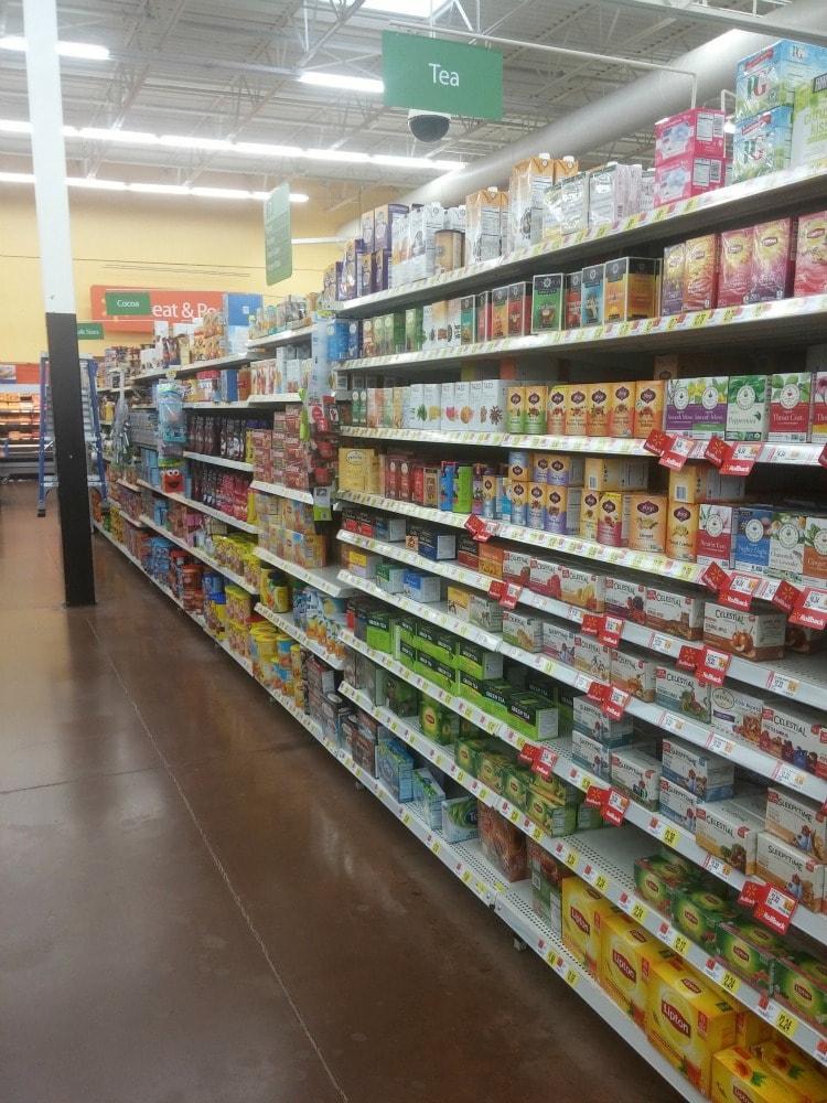 Walmart Bigelow Tea