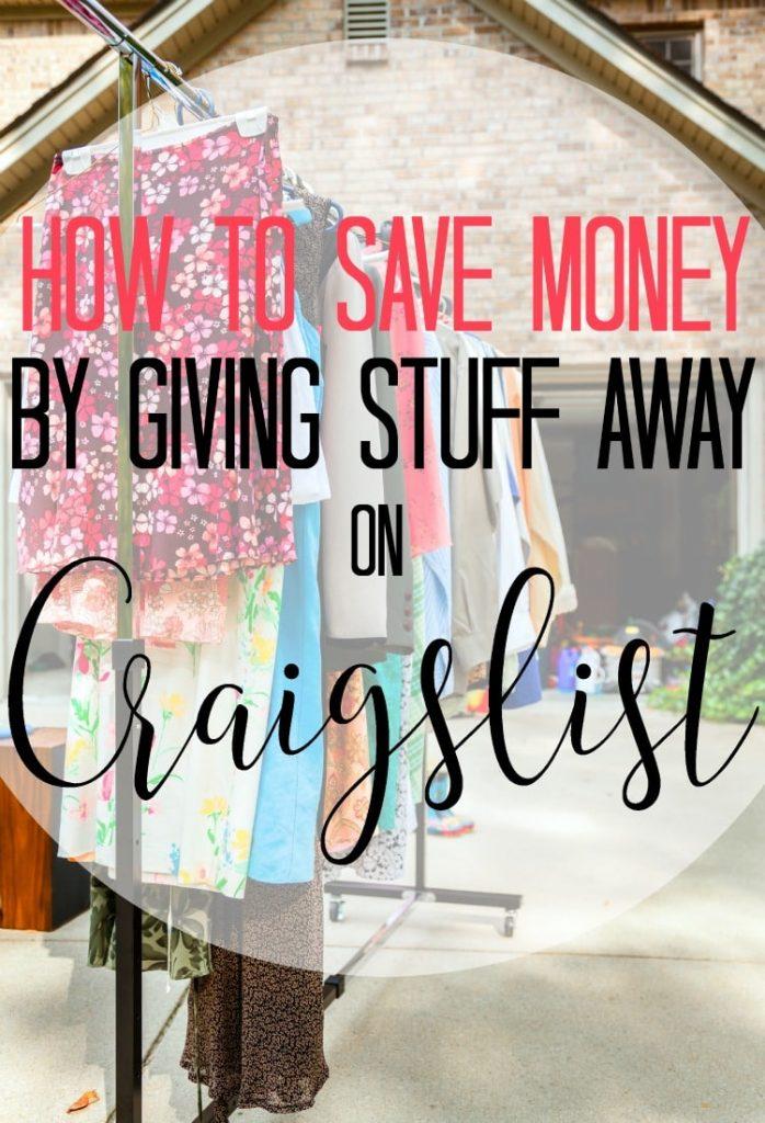 free stuff Craigslist