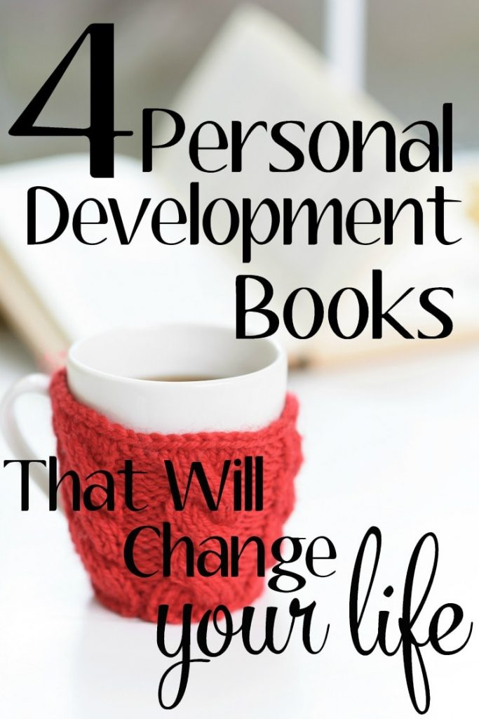 These are 4 Personal Development Books that will change your life! Whether you call them personal development books, personal growth books or self help books doesn't matter. These great reads will teach you about self love, self care and nurturing your own self. MUST READ!