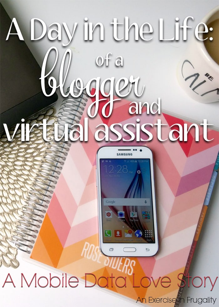 Blogger Virtual Assistant Walmart Family Mobile
