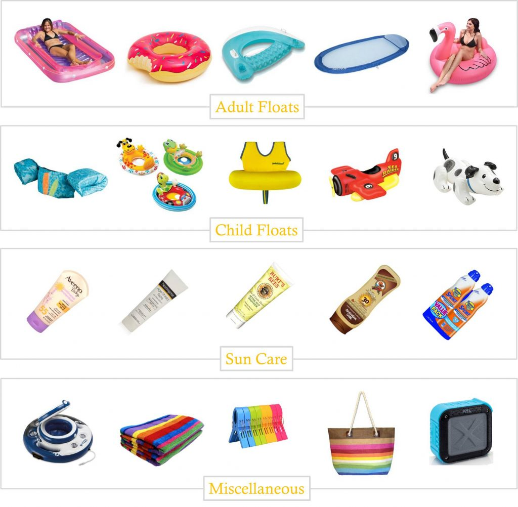 budget pool essentials