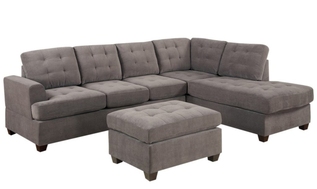 where to find an inexpensive couch an exercise in frugality With drew tufted sectional sofa