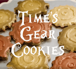 Time's Gear Cookies