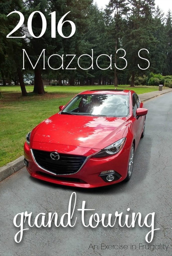 I absolutely loved driving the 2016 Mazda3 S Grand Touring. It has a powerful engine, excellent gas mileage and it is a comfortable ride! Definitely recommend this as a budget-friendly family vehicle, perfect for road trips! #DriveMazda #DriveShop #ad