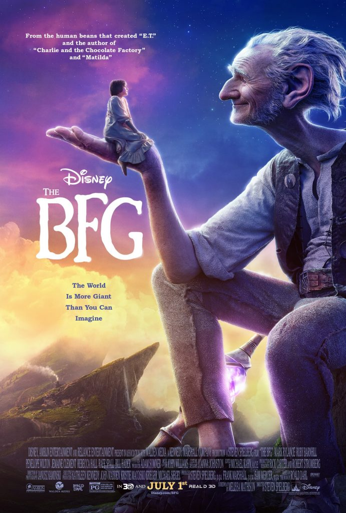 Disney's The BFG is coming to theaters July 1st! Don't miss the epic tale of Sophia and her Big Friendly Giant! Free printables and coloring sheets for the kids plus a chance to win a trip from Disney!