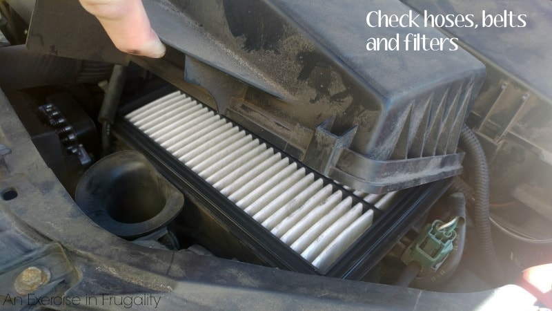 Before you take your next road trip, you need to check these items to make sure your car is in top working order before you pull out of the driveway!