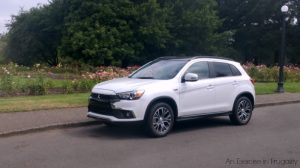 The 2016 Mitsubishi Outlander Sport GT was SUCH a fun ride. Sporty and stylish with enough room and safety features to be the perfect family vehicle. Great gas mileage and the price is fantastic! #DriveMitsubishi #DriveShop