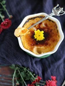 Pumpkin Pie Creme Brûlée
