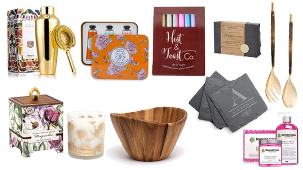 Gift Ideas for Hostess-Gifts for the hostess with the mostest! These are great gifts for anyone who loves to host gatherings. These are gifts for the woman and her home!