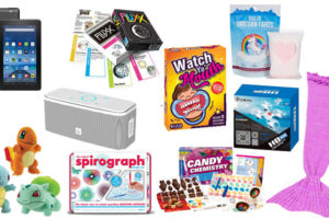 Gift Ideas for Tweens- Shopping for Christmas gifts for the tweens on your list can be a daunting experience. This holiday gift guide will give you some great suggestions for everyone on your list!