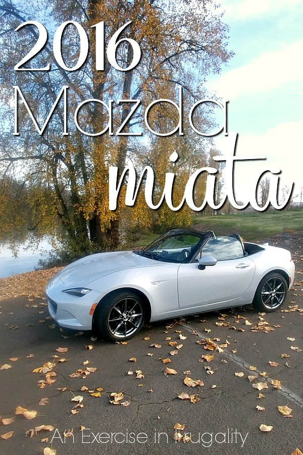 2016 Mazda Miata MX-5. Did a test drive with this car for a week. SO MUCH FUN to drive. #DriveShop #DriveMazda
