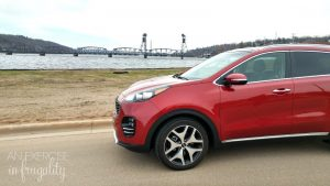 2017 Kia Sportage-The Power To Surprise