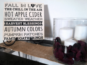 Easy DIY Fall Decor Ideas