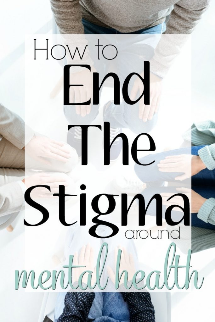 How to End the Stigma Around Mental Health-World Mental Health Day. It's time for some serious conversations regarding mental health issues in America. Today I'm sharing my story.
