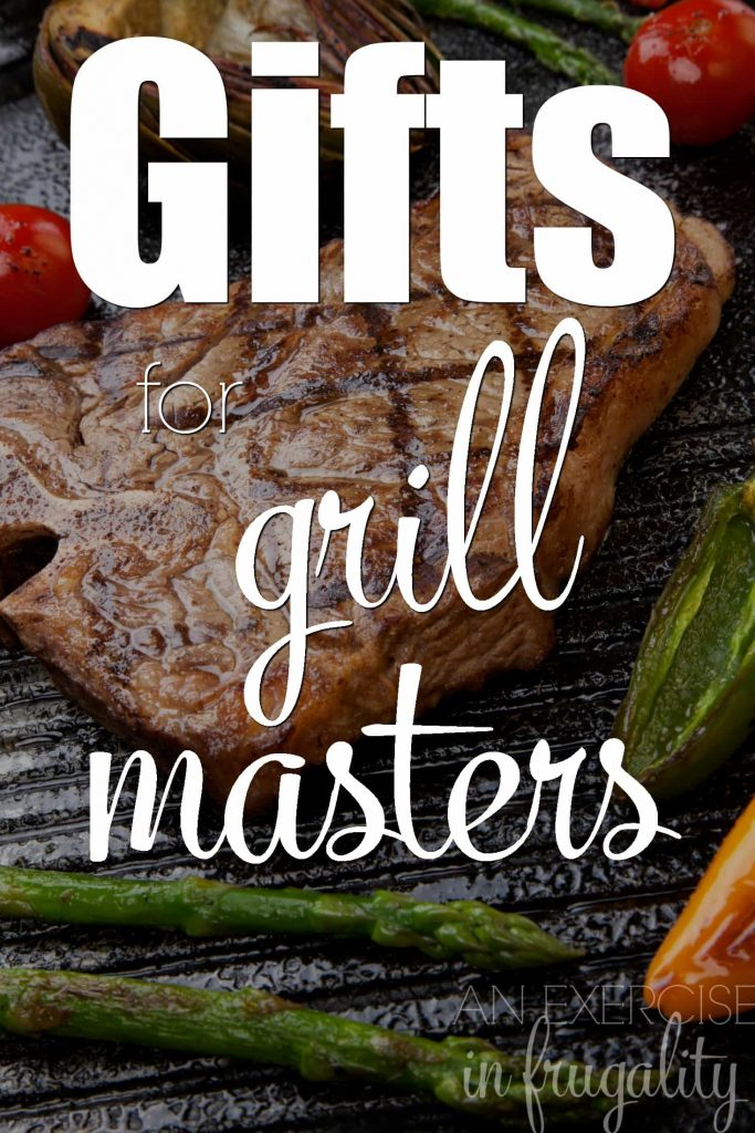 Gifts for Grillers- Whether they are a meat lover or a vegtarian, grillmasters of all types will totally dig these great gifts for grillers! Make any ol' receipe feel like something special with these great grill worthy gifts!