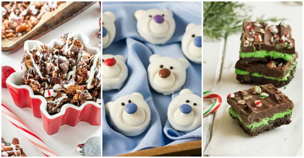 easy christmas desserts that will blow your mind these simple holiday treats are sure to
