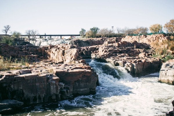 Falls Park, Sioux Falls South Dakota
