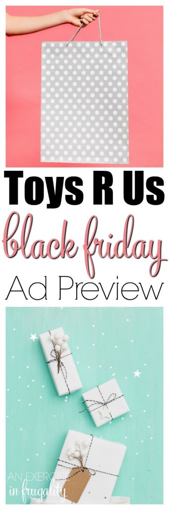 Toys R Us Black Friday 2017- This Black Friday Ad Preview is designed to make all your holiday shopping easier! Not only do you get a peek at the Black Friday ad, but we've also done price matching for Amazon Prime to make sure you get the best deal on all your Christmas gifts for the kids and the whole family!