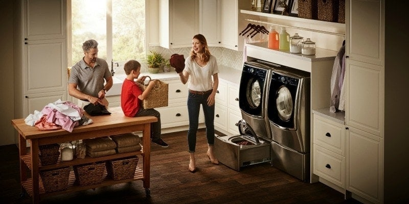 Save Up to $500 on the LG Twin Wash System