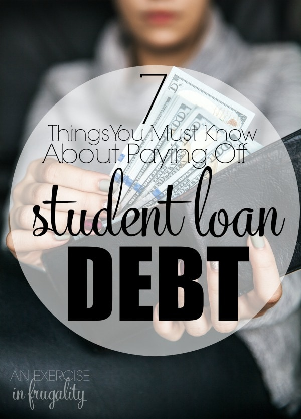 What Happens If You Can't Make Your Student Loan Payment? Chances are if you have student loan debt, you've asked yourself this question before. This is some real talk about what happens when you can't pay your loans, how to pay your student loans, and what to do if you need help! A must read for every college student, parent and graduate!