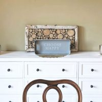 How to Make a DIY Rustic Sideboard