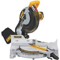 DEWALT Portable Compound Miter Saw