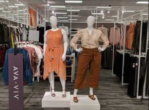 Ava and Viv plus size clothing at target