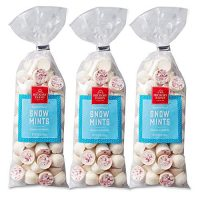 Hickory Farms Peppermint Snow Mints